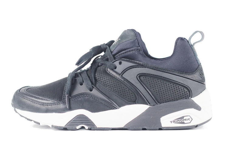 Puma for Men: Trinomic Blaze Tech Black Sneaker