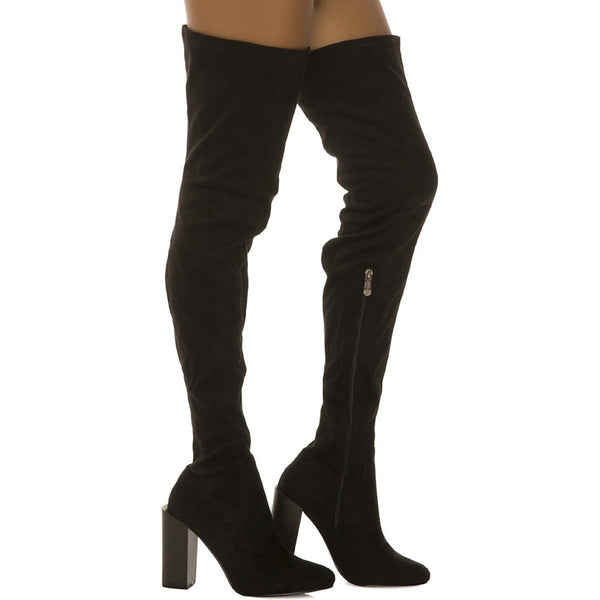 Women's Colorways-3 Thigh-High Boot