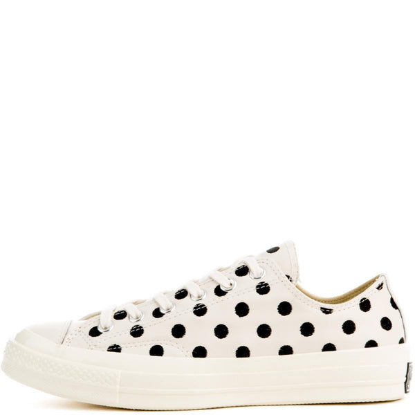 Unisex Chuck Taylor All Star '70 Embroidered Dots Low Top Sneaker
