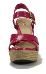 UGG Australia for Women: Jackilyn Pink Sandals