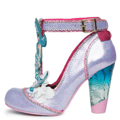Women's Barnacle Betty Purple High Heel
