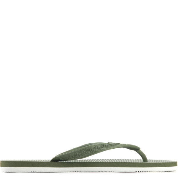 Hayn for Men: Mauka Green Sandals