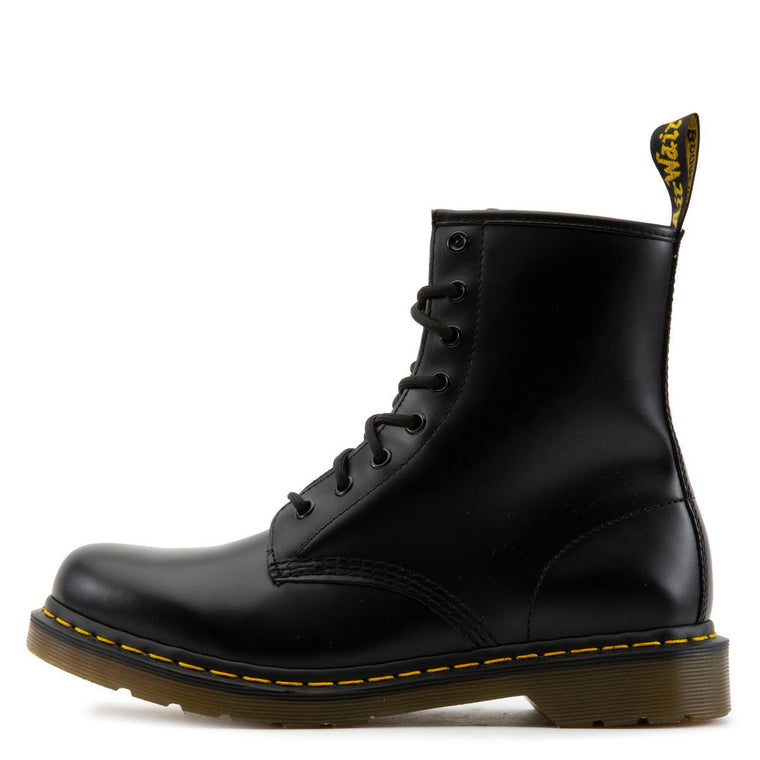 1460 Black Noir Smooth Boots