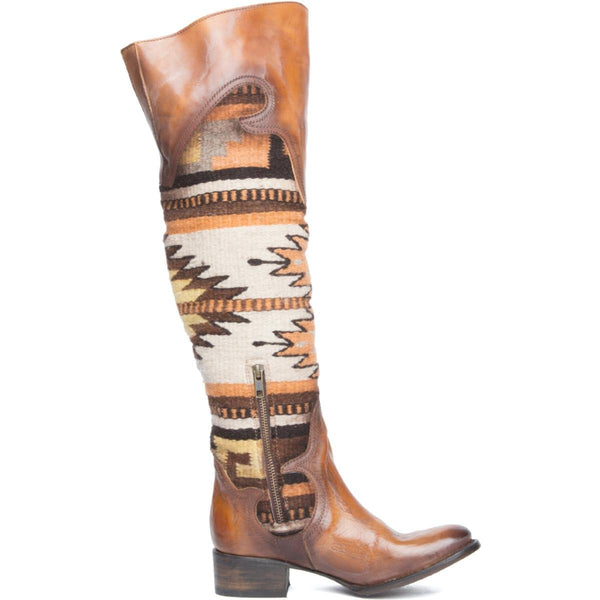 Freebird by Steven for Women: FB-SUN Cognac Boots