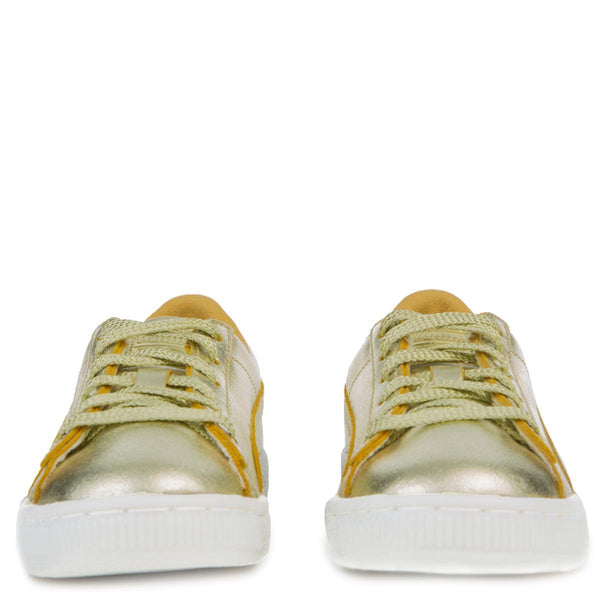 (PS) SUEDE 50TH GOLD