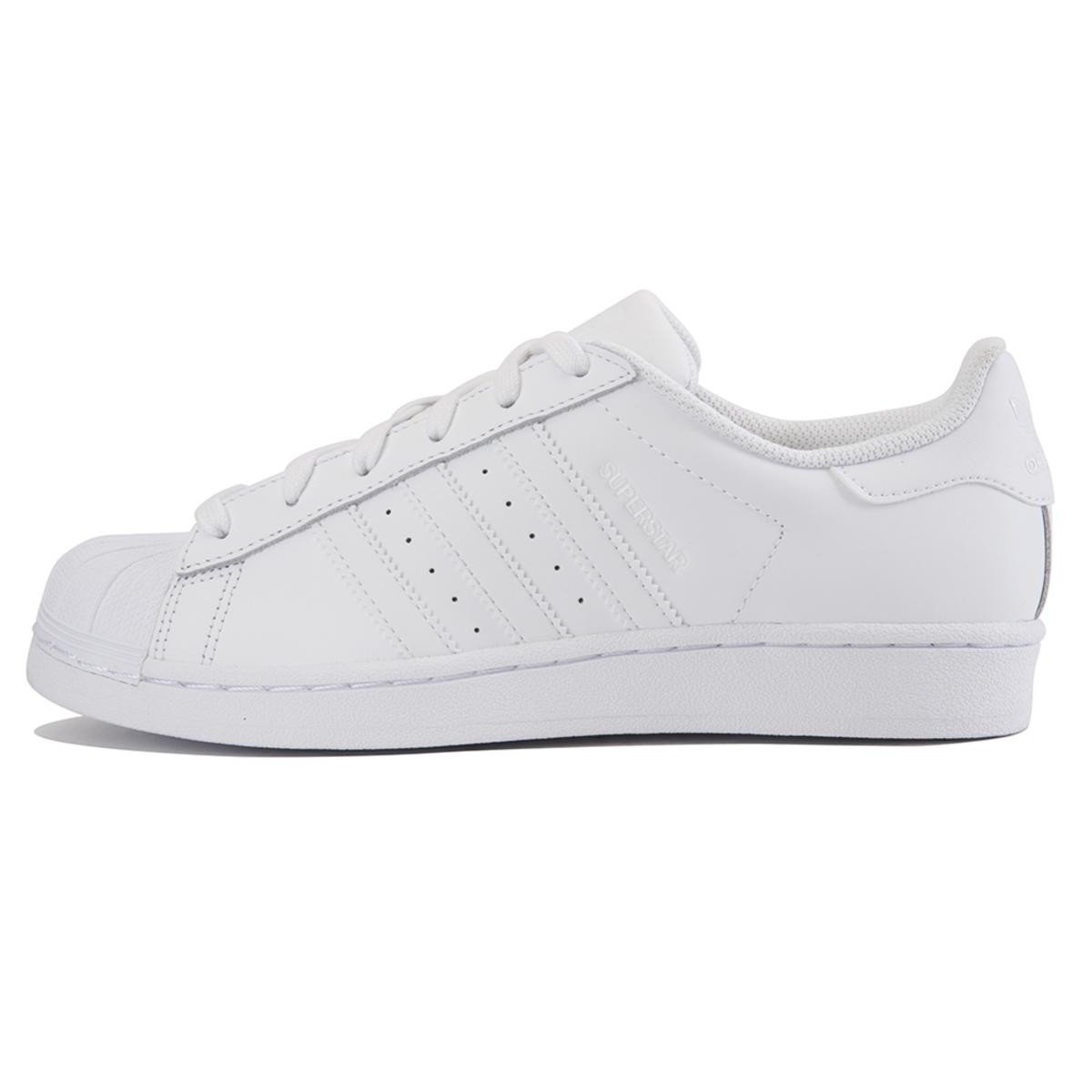 adidas for Women: Superstar All White Sneakers