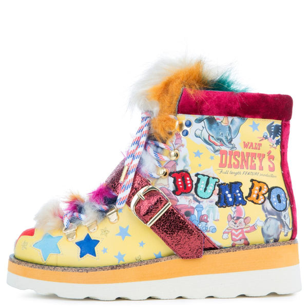 Disney's Dumbo x Irregular Choice Big Things Start Small