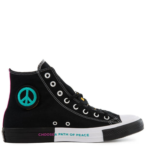 Chuck Taylor All Star Seek Peace High Top
