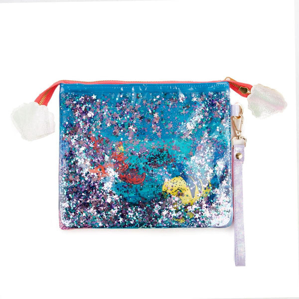 Disney's The Little Mermaid x Irregular Choice Just Me & The Sea Bag