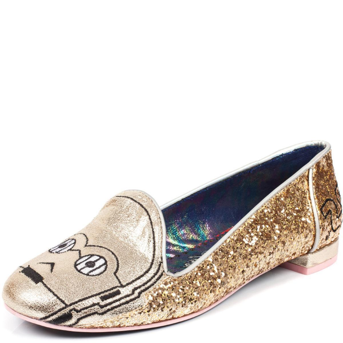 Irregular Choice Star Wars Collection: The Golden Droid
