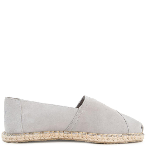 Classic in Drizzle Grey Suede