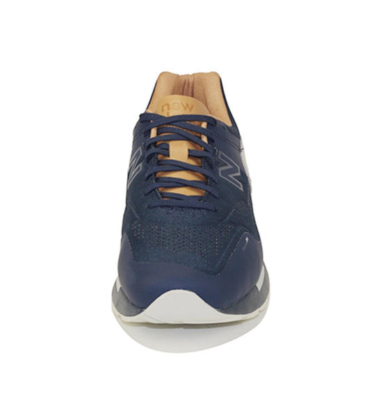 New Balance for Men: 1500 Re-Engineered Navy Sneakers