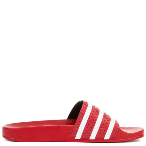 Men's Adilette Red Sandal