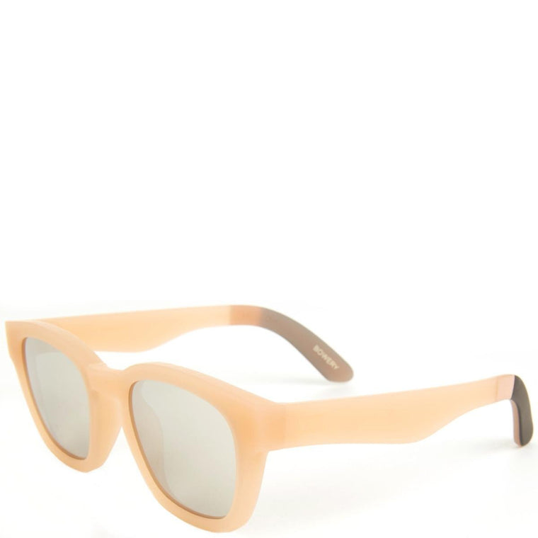 Toms: Bowery Matte Nude Ivory Sunglasses