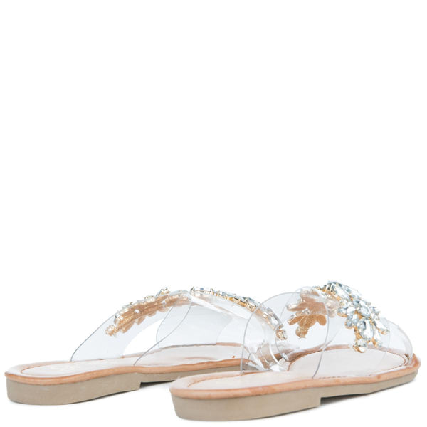Women's Eliza Clear Sandals