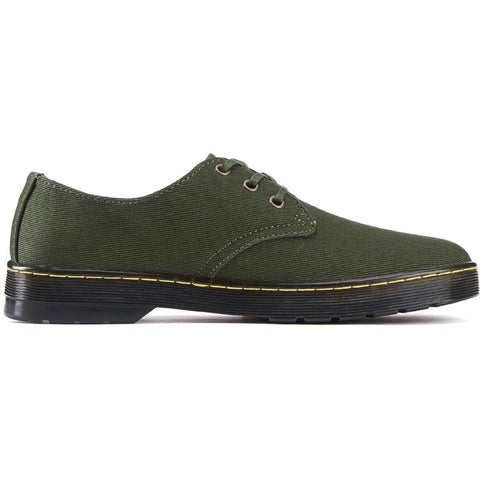 Dr. Martens for Men: Delray Forest Green Oxfords