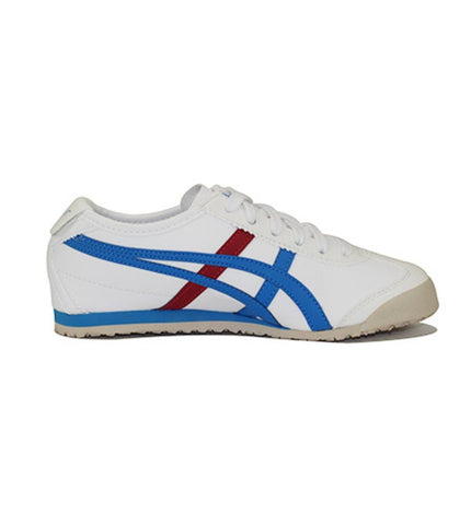 Onitsuka Tiger for Preschool: Mexico 66 PS White/Tricolor Sneakers