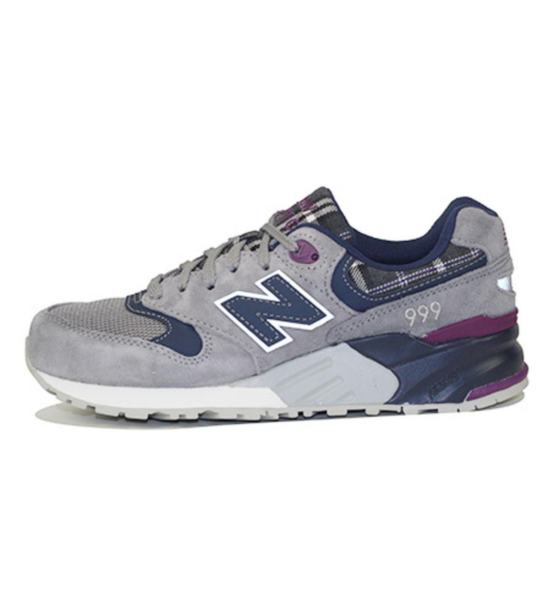 New Balance for Women: 999 Tartan Sneakers