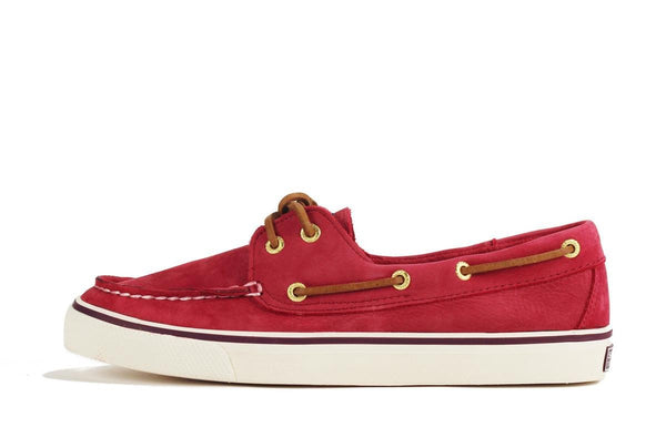Sperry Topsider: Bahama Red Boat Shoe
