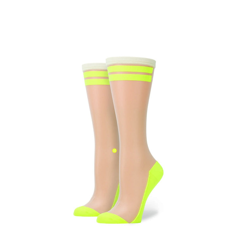 Stance for Women: Two Lane Lime