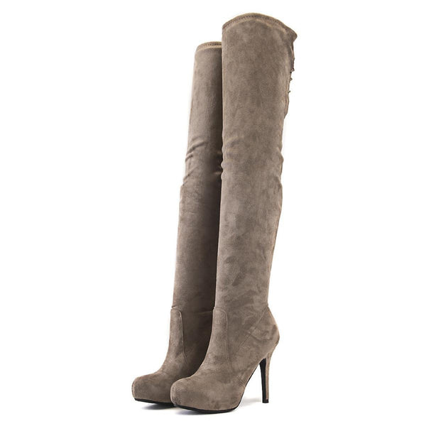Women's Thigh-High Boot Deceive