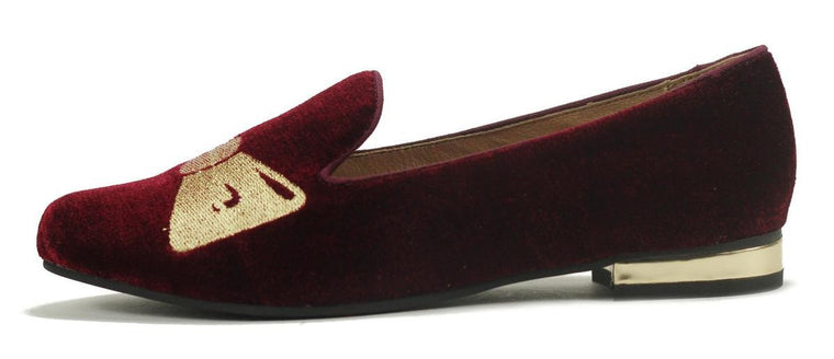 Seychelles for Women: All Mine Burgundy Flats