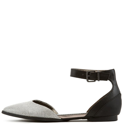 Circus by Sam Edelman for Women: Benson Black White Flats