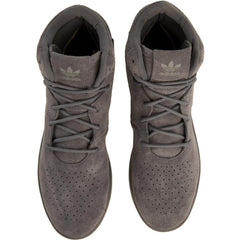 adidas for Men: Tubular Invader Onix/Onix/Black Sneakers