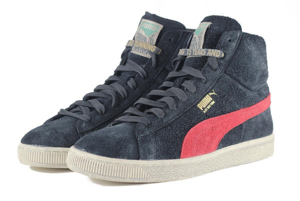 Puma for Men: Suede Mid x Alife Black Sneaker