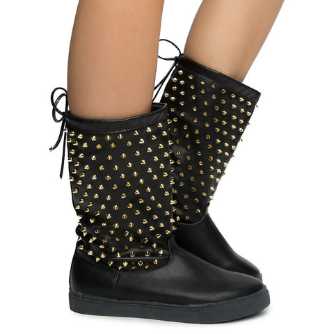 Women's Chic-56 Rainboot Sneakers