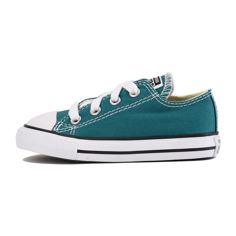 Converse for Infants: Chuck Taylor All Star Ox Rebel Teal Sneaker