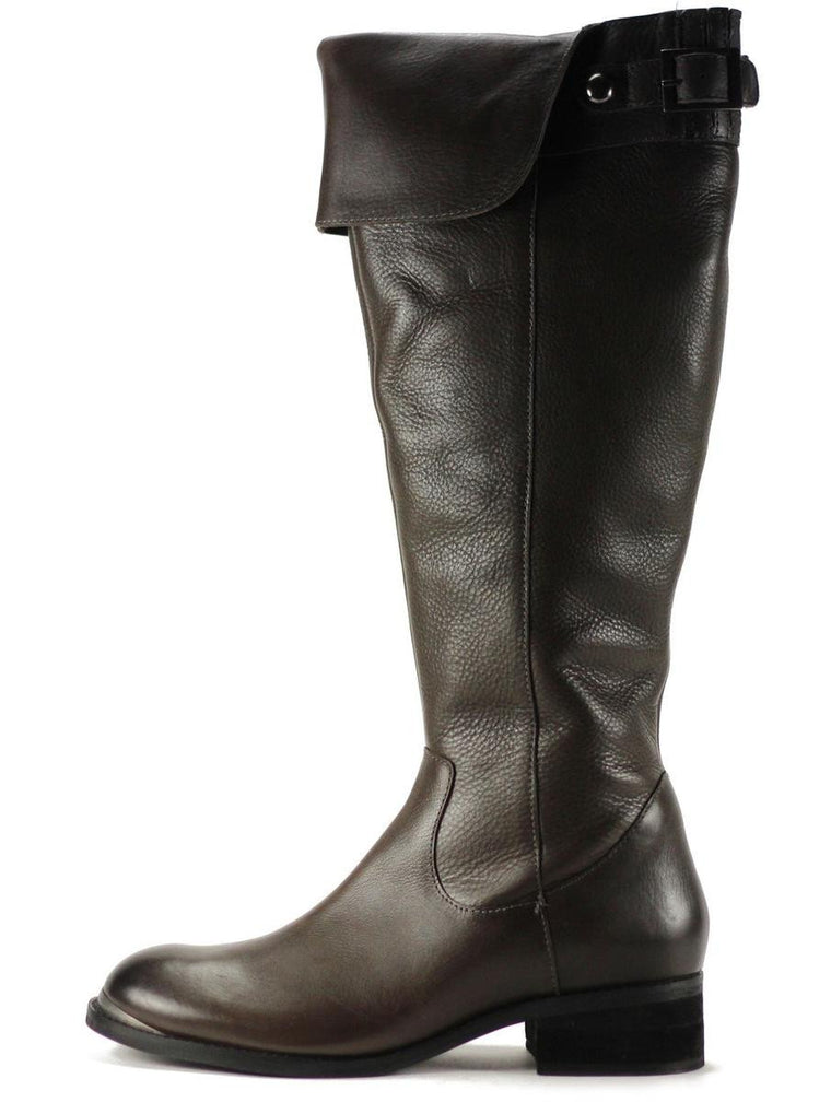 Seychelles for Women: All In Stride Grey Thigh High Boots