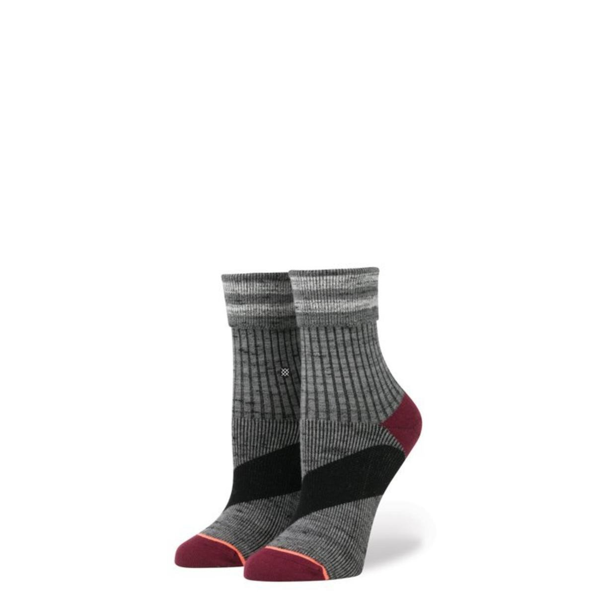 Stance for Women: Stripe Roll Cuff Anklet