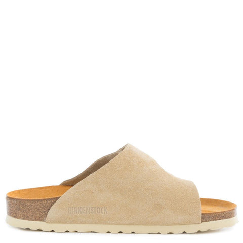 Birkenstock for Women: Zurich Sand Suede Sandals