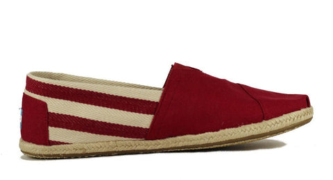 Men's Classic Red Stripe University