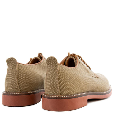 Camel Canvas Shoes