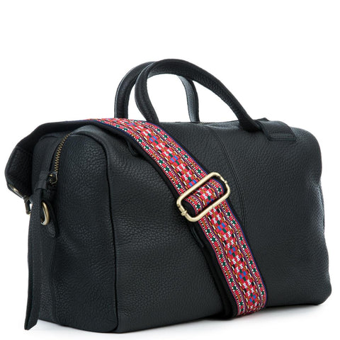 Black Selda Handbag