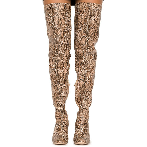Women's Betisa-4 Thigh-High Boot