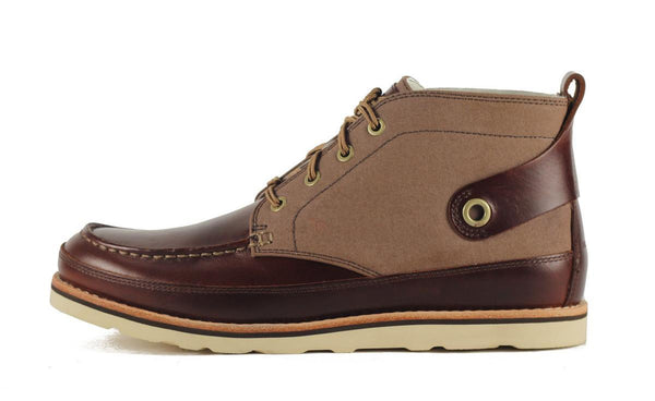 Timberland for Men: Abington Haley Chukka Brown Boot