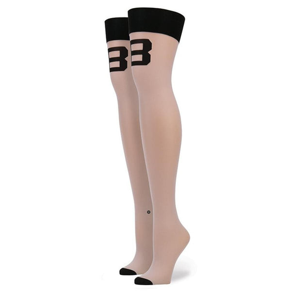 Stance for Women: 88 Hosiery White