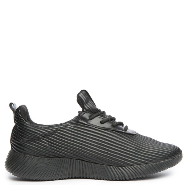 Cape Robbin Nena-3 Women's Black Sneakers