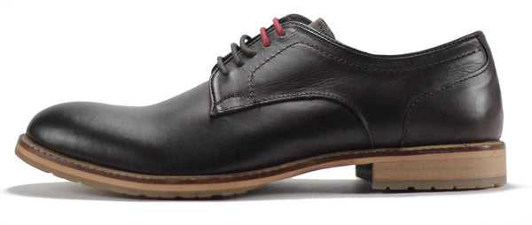 Ben Sherman for Men: Benson Brown Leather Oxford