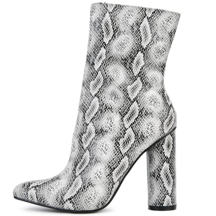 Women's BOAS Hig Heel Ankle Boots