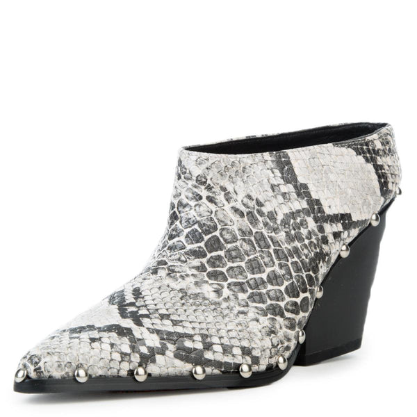Cape Robbin Kelsey-19 Women's Snake Booties