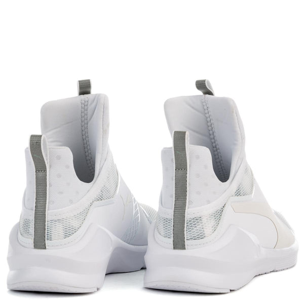 Women's Fierce Swan White Sneaker