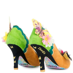 Disney's Bambi x Irregular Choice Hyah-Bambi