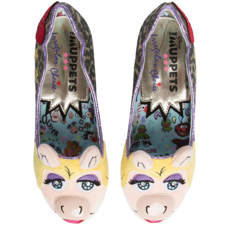The Muppets x Irregular Choice Her Moi-Ness Flat