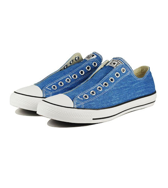 Converse: Chuck Taylor Slip On Vision Blue Sneaker