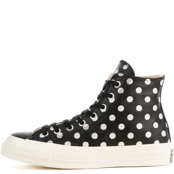 8a2078ec0766f3 Unisex Chuck Taylor All Star  70 Embroidered Dots High Top Sneakers