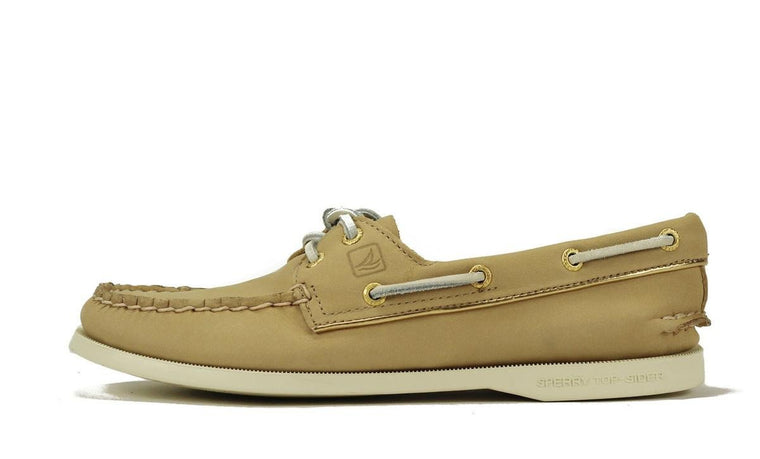 Sperry Topsider for Women: A/O Desert Gold Boat Shoe